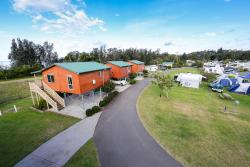 Discovery Parks – Eden, 731 Princes Highway, 2551, Эдем
