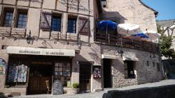 Auberge Saint Jacques, rue gonzague florent, 12320, Conques