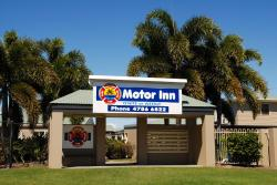 Port Denison Motor Inn, 11 Dalrymple Street,, 4805, Bowen
