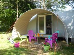 Camping des Cerisiers, 29 Brancillet, 56800, Guillac