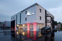 Inter-Hotel Meaux Villenoy, 27, rue Jean-Pierre Plicque, Villenoy, 77124, Meaux