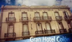 Gran Hotel Colón, San Martin 141, 5900, Villa María