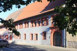 Ferienwohnung Zum Trappen, Pfarrhof 8, 99310, Arnstadt
