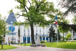 Le Plessis Grand Hotel, 51 avenue Aristide Briand, 92350, Le Plessis-Robinson