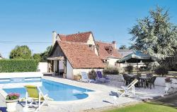 Holiday Home La Cascade,  37360, Rouziers-de-Touraine