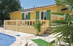 Holiday home Rochbaron 36 with Outdoor Swimmingpool,  83136, Forcalqueiret