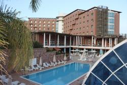 Hotel Asmara Palace, Warsay Street,, Asmara