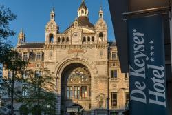 De Keyser Hotel, De Keyserlei 66-70, 2018, アントワープ