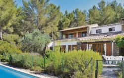 Holiday Home Le Beausset Chemin Des Escouradieres,  83330, Le Beausset