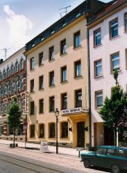 Hotel Merkur Garni, Bahnhofstr. 58, 08056, Zwickau