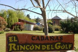 Cabañas El Rincón del Golf, Manzana Los Nogales, 8168, Sierra de la Ventana