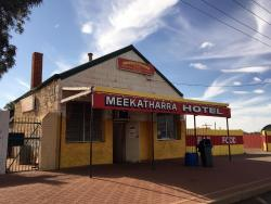 Meekatharra Hotel, 34 Main Street, 6642, Meekatharra