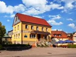 Hotel Gasthof Krone, Hauptstrasse 44, 74429, Sulzbach am Kocher