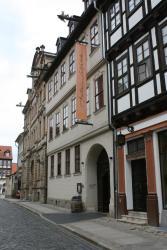 Ferienwohnungen im Palais Salfeldt und der Goldstraße, Kornmarkt 6, 06484, Quedlinburg
