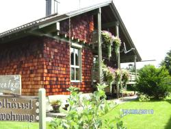 Ferienwohnung Schindelhäusel, Pfarräcker 25, 94255, Böbrach