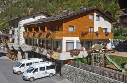 Hotel Bergfreund, Dorfstrasse 93, 3927, Herbriggen