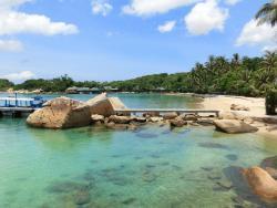 Whale Island Resort, Dam Mon Village,, Dam Mon