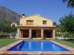 Casa Shangri-La, Partida Daimes S/N, 03794, Benichembla