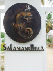 Hotel Salamandhra, Via Punte Piedra - 50 Mts Cabañas De Las FAC, 706050, Coveñas