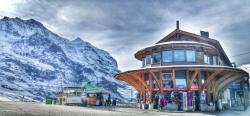 Mountain-Lodge / Restaurant Bahnhof / Kleine Scheidegg, Restaurant Bahnhof - Kleine Scheidegg, 3823, Kleine Scheidegg