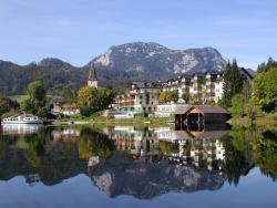 Hotel am See - Seeresidenz - Ferienwohnungen, Fischerndorf 2, 8992, Altaussee