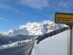 Alpendomizil Pia, Mandelwandstraße 345b, 5505, Mühlbach am Hochkönig
