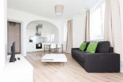 Louise Apartments Chatelain, 84 rue du Bailli, 1050, Brusel