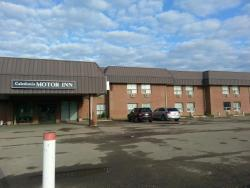 Caledonia Motor Inn, 5354 56 Ave, T0B 4N0, Viking
