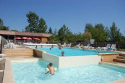 Team Holiday - Camping de Bergougne, Bergougne, 47210, Rives