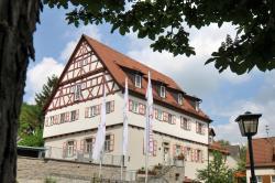 Hotel & Restaurant Altes Amtshaus, Kirchbergweg 3, 74673, Mulfingen-Ailringen