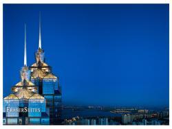 Fraser Suites Suzhou, Global 188 Building, No 88 Suhui Road, 215021, Suzhou