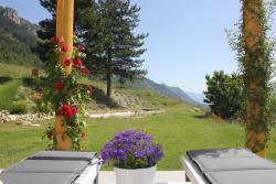 Le Mas : Chambres À La Montagne, 75 route d'Aiglun, 06910, Le Mas