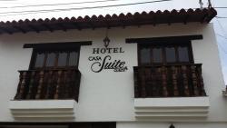 Hotel Casa Suite Curiti, calle 8 # 9-31, 682041, Curití