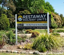 Restaway Holiday Units, 6852 Great Alpine Road, 3740, Porepunkah