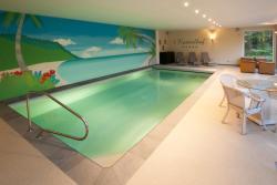 Luxurious Villa 't Kasteelhof, kasteelstraat 20, 3870, Veulen