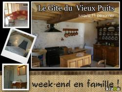 Gîte du Vieux Puits, 17 Route De Monthou, 41700, Oisly
