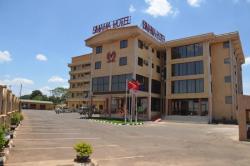 Simama Hotel, falls estate, area 1,, Lilongwe