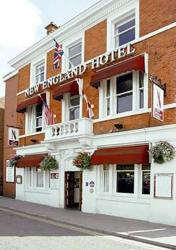 The New England Hotel, Wide Bargate, PE21 6SH, Boston