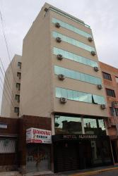 Hotel Almanara, Rua Dezenove de Fevereiro, 554, 96200-490, Rio Grande