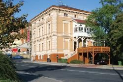 Hotel Mertin, Mostecka 387, 43001, Chomutov