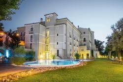 Hotel Balneario Alhama de Aragón, San Roque, 1, 50230, Alhama de Aragón