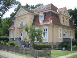 Villa Emil, Karl-Marx-Str. 1, 39317, Zerben