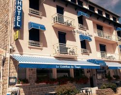 Logis Hotel Le Sablier du Temps, 13, rue Joseph Vachal, 19400, Argentat