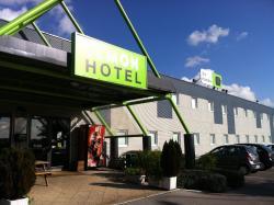 Lemon Hotel Arques, 50 Rue Jean Baptiste Colbert, 62510, Arques