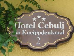Hotel Cebulj, Denkmalplatz 2, 86825, Bad Wörishofen