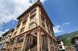 Hotel Thimphu Tower, Clock Tower Square, 12001, Thimphu