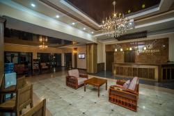 Hotel Orto Asia, Razakova Avenue 23, 723500, Osh