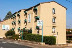 Hôtel Le Relais, 32 avenue du Général de Gaulle, 32500, Fleurance
