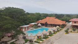 Hotel Restaurante Plaza Manchon, Km 70 1/2 carretera Nandaime - Rivas.,, El Manchon