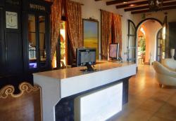 Hacienda Montija Hotel, Carretera Huelva, San Juan Del Puerto Km 3, 21007, Huelva